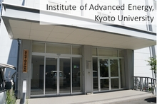 Institute of Advanced Energy,Kyoto University